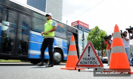 39 bin 900 sürücüye ceza