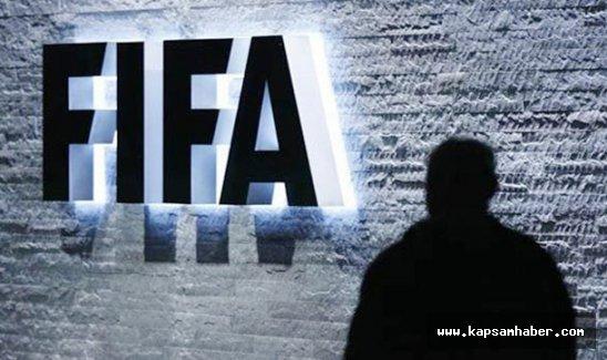 Arjantin'e FIFA şoku