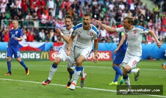 Çek Cumhuriyeti: 2 - Hırvatistan: 2