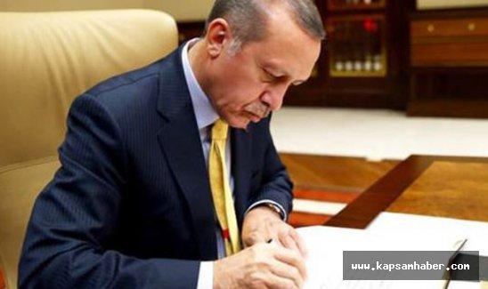 Erdoğan, dokunulmazlık kanununu onayladı