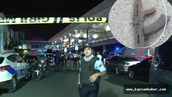 Havalimanında bombalı saldırı: Ölü ve yaralılar var