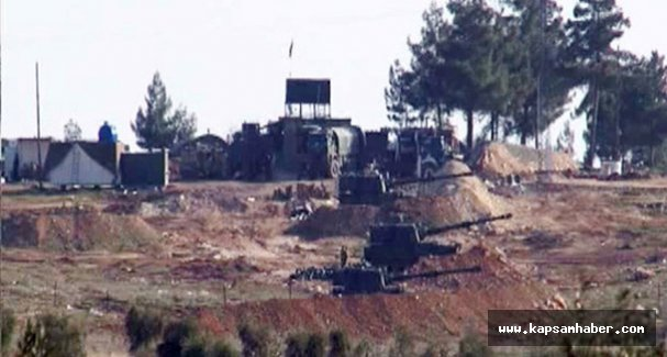 ISİD hedefleri vuruldu