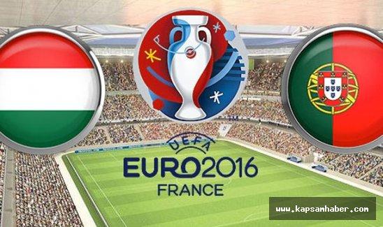 Macaristan: 3 - Portekiz: 3