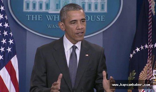 Obama'dan Ramazan Ayı mesajı!