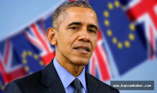 Obama: İngiltere'nin kararına saygılıyız