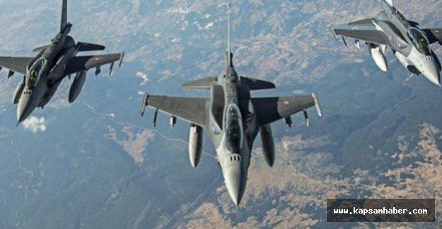 PKK'ya Havadan Büyük Darbe