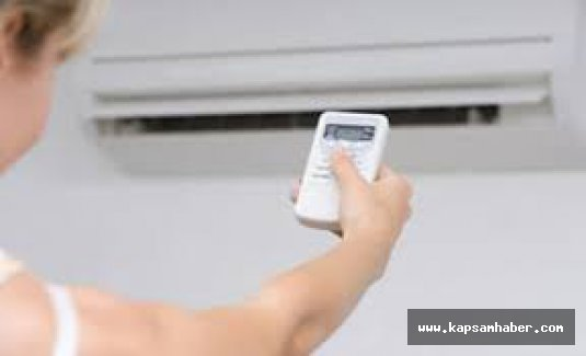 Sıcak Havalarda Klimaya Dikkat