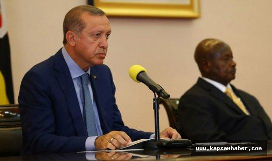 Sözde soykırım kararıyla ilgili Cumhurbaşkanı Erdoğan'dan ilk açıklama
