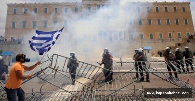 Yunanistan'da hayat felç olabilir