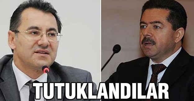 Anayasa Mahkemesi Üyesi 2 Kişi Tutuklandı