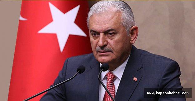 Başbakan Yıldırım, Saldırıyı Kınadı