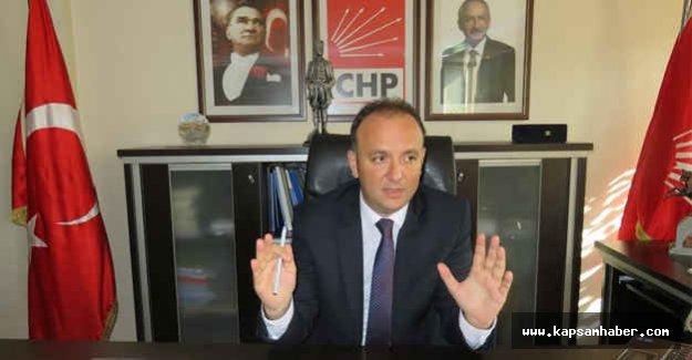 CHP'li Akcagöz; Türkiye Fabrika Ayarlarına Dönmeli