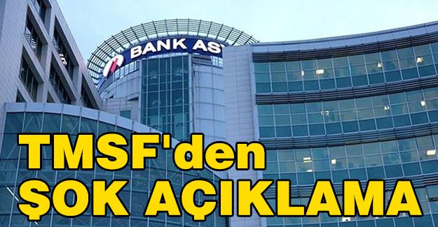Flaş Bank Asya Kararı!