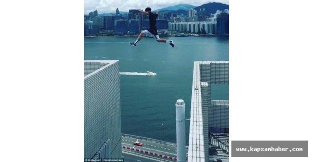 Hong- Kong'ta ölümle dans