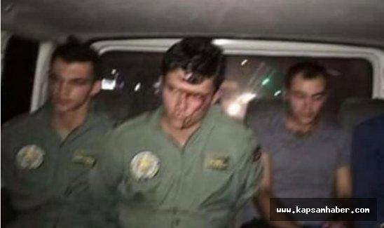 İşte Yunanistan'a Kaçan Darbeci Askerler