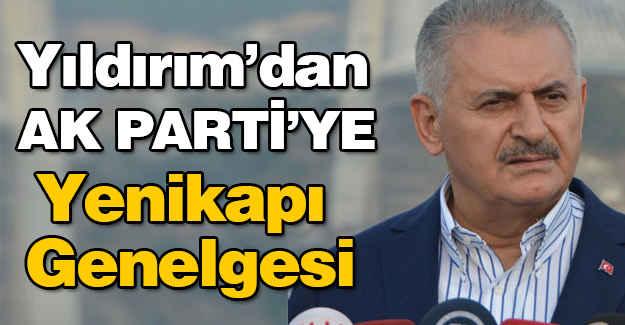 AK Parti Teşkilatlarına Yenikapı Genelgesi
