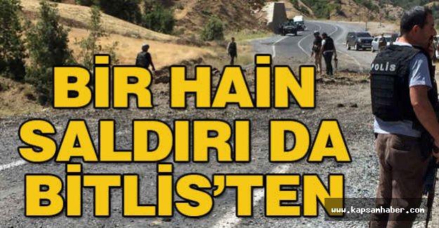 Bitlis'te Hain Saldırı: 6 Şehit