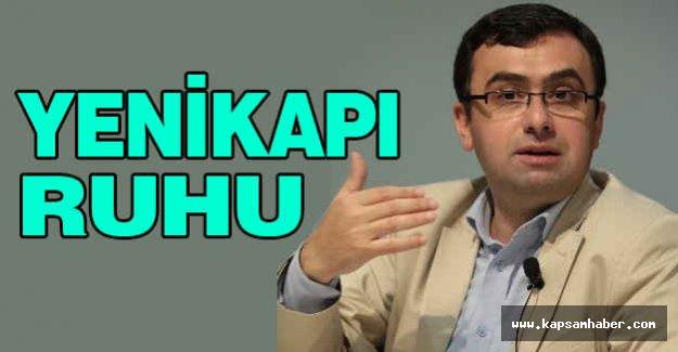 Doç. Dr. Mehmet Akif Okur: Yenikapı Ruhu...