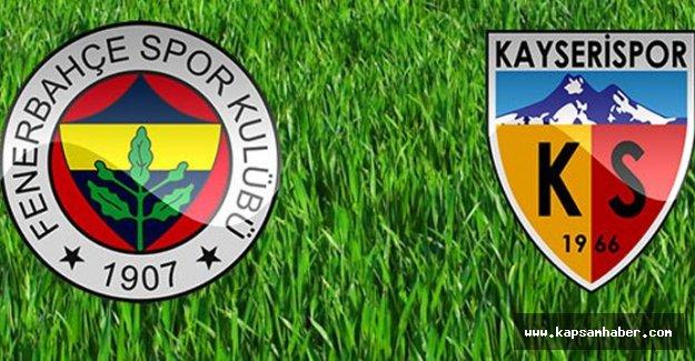 Fenerbahçe Kayıplarda...