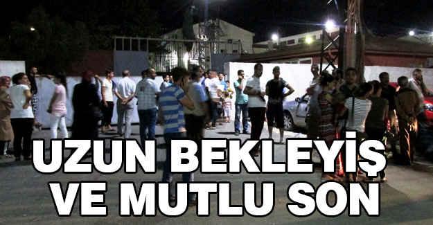 Gaziantep'te  kanun kapsamında hükümlüler salınıyor