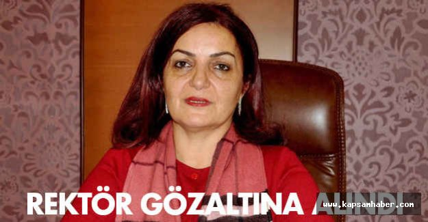 Giresun Üniversitesi  Eski Rektörü açığa alındı