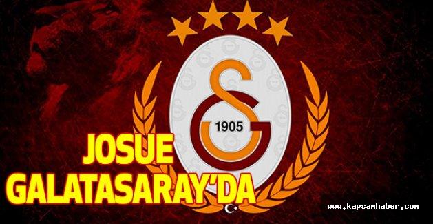 Josue Galatasaray'da