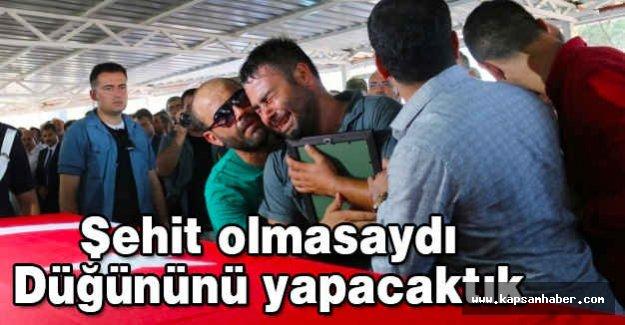 Osmaniyeli Şehit Polisin Ardından Ağıt