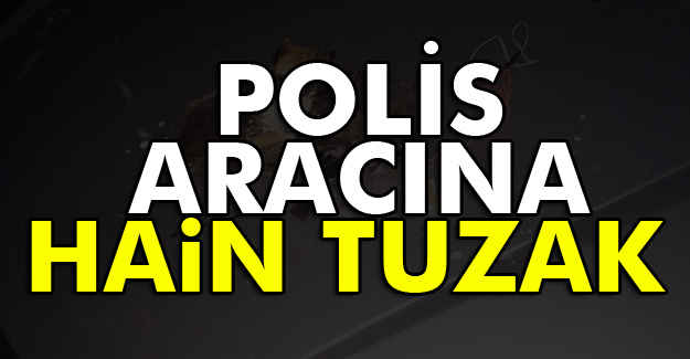 Polise Hain Tuzak