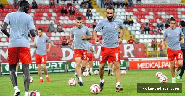 Samsunspor & Adana Demirspor 39. Randevu!