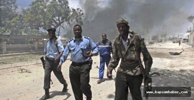Somali'de Bombalı Araç Saldırısı