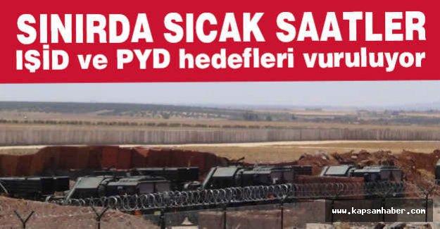 Türk Silahlı Kuvvetleri Örgütlere Balyoz gibi İniyor