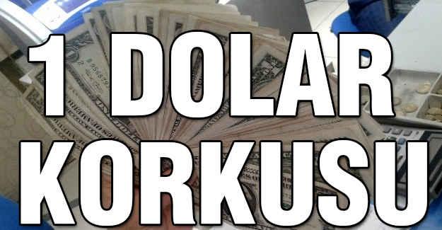 1 Dolar Korkusu...