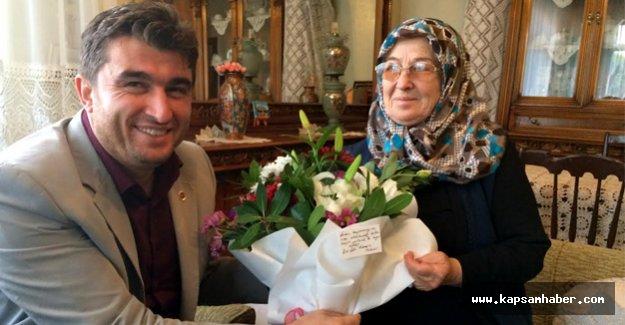 Başkan Tosun, Kurban Bayramı'nı Kutladı
