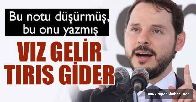 Enerji Bakanı Albayrak: Vız Gelir, Tırıs Gider