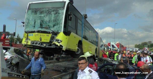 İstanbul'daki Kazayla İlgili iddia doğru Çıktı
