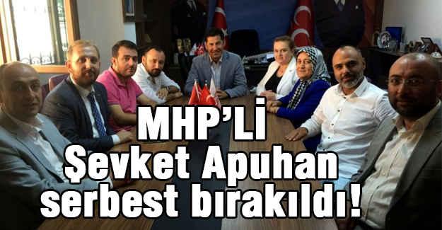MHP'li Eski Vekil Serbest Bırakıldı