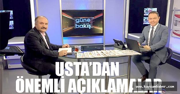MHP Samsun Milletvekili Usta, Önemli Açıklamalarda Bulundu