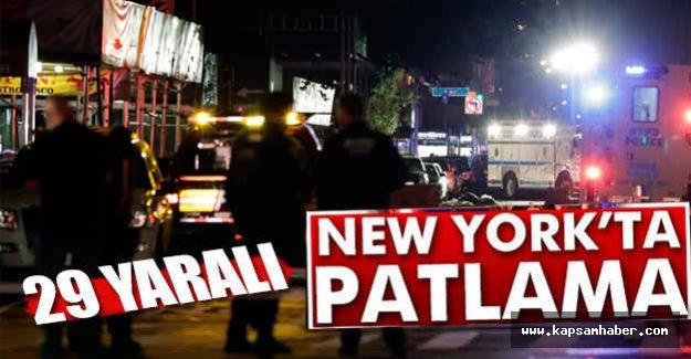 New York'taki patlama!