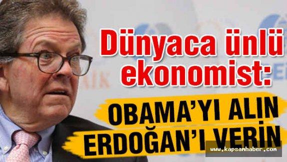 Obama'yı Alın, Erdoğan'ı Verin!