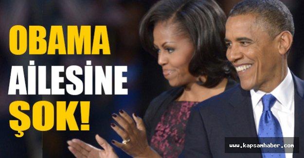 Obama'nın bilgileri internete sızdı