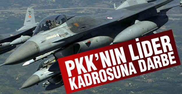 PKK'nın Lider Kadrosuna Büyük Darbe