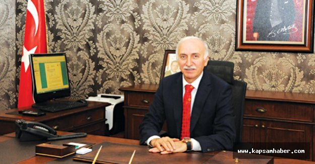 Samsun Valisi İbrahim Şahin Kurban Bayramını Kutladı