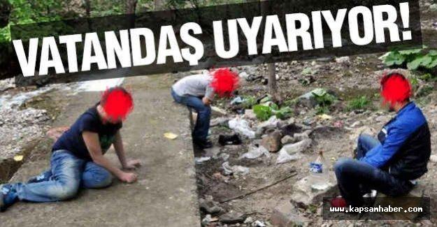 Samsunlu Vatandaşlar Polisi Uyarıyor!