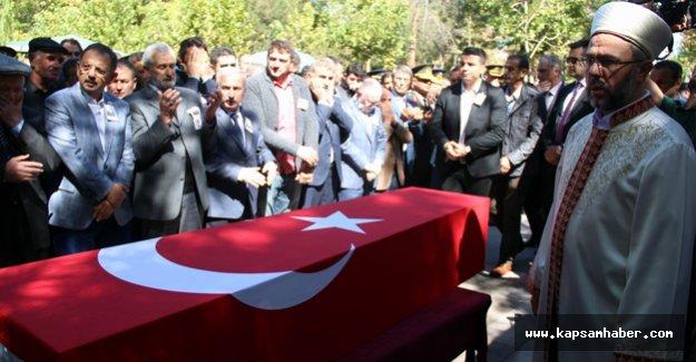 Şehidimiz, Kayseri'de son yolculuğuna uğurlandı