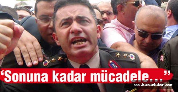 Yarbay Alkan'dan şok sözler