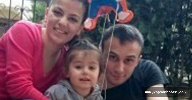 4 Yaşındaki Kızı Yetim Kaldı