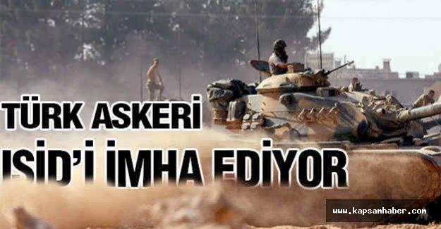 IŞİD İmha Ediliyor...