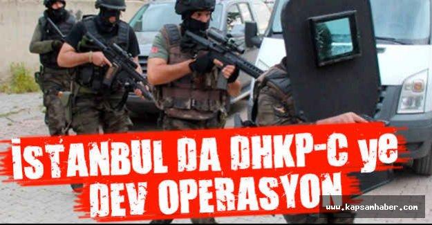 İstanbul'da DHKP-C operasyon!