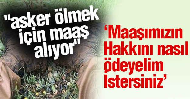 Kızılkaya'nın Skandal Sözlerine Türk Askerinden Cevap!