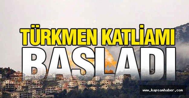 Musul'da Türkmenler Katlediliyor!